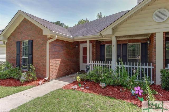 122 Trellis Way, Savannah, GA 31419 (MLS #223679) :: Keller Williams Coastal Area Partners