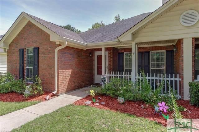 122 Trellis Way, Savannah, GA 31419 (MLS #223679) :: The Arlow Real Estate Group