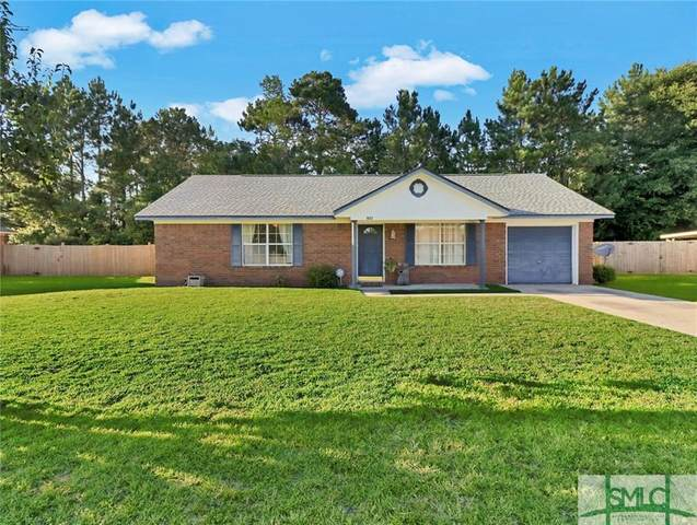 857 Lyndsi Lane, Hinesville, GA 31313 (MLS #223682) :: Partin Real Estate Team at Luxe Real Estate Services