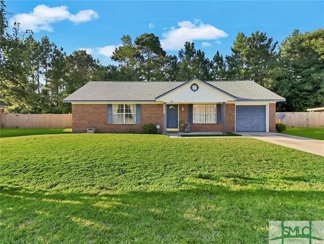 857 Lyndsi Lane, Hinesville, GA 31313 (MLS #223682) :: Heather Murphy Real Estate Group
