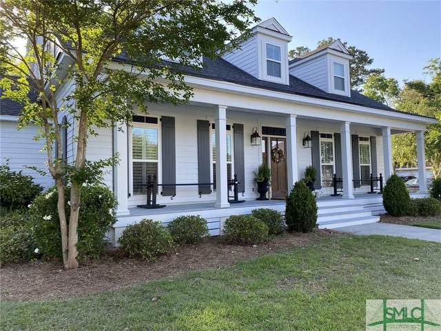 120 Carolines, Savannah, GA 31406 (MLS #223684) :: The Sheila Doney Team