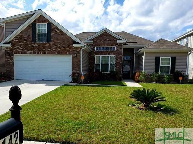 142 Spoonbill Circle, Savannah, GA 31405 (MLS #223686) :: The Sheila Doney Team