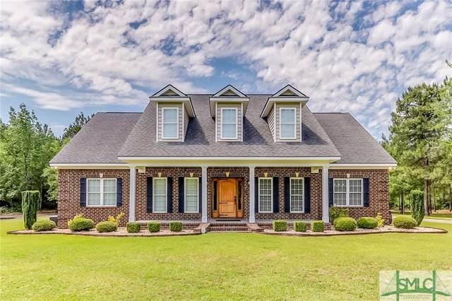 114 Wakefield Drive, Guyton, GA 31312 (MLS #223690) :: The Arlow Real Estate Group
