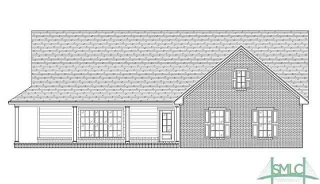 204 Old Hines Road NE, Flemington, GA 31313 (MLS #223698) :: The Arlow Real Estate Group
