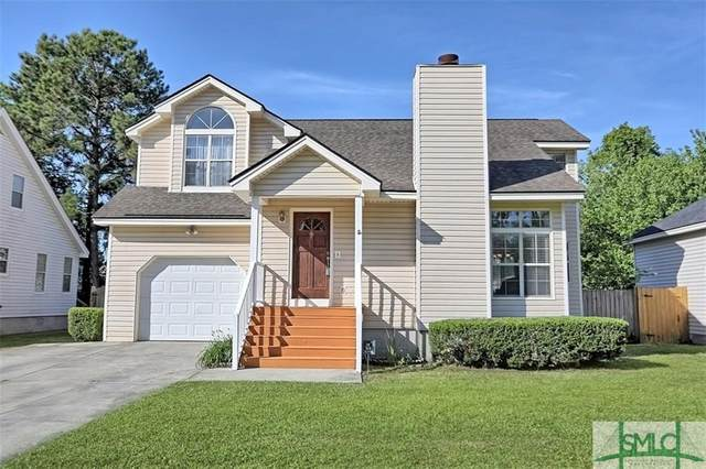 535 Pointe North Drive, Savannah, GA 31410 (MLS #223705) :: The Sheila Doney Team