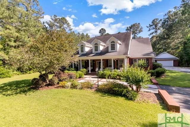 417 Rathlin Road, Richmond Hill, GA 31324 (MLS #223709) :: The Arlow Real Estate Group