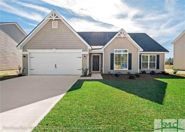 4 Buxton Avenue, Savannah, GA 31407 (MLS #223714) :: Heather Murphy Real Estate Group