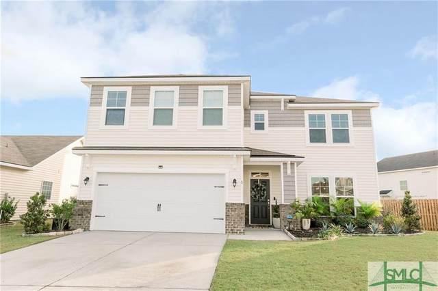 5 Salix Drive, Pooler, GA 31322 (MLS #223726) :: Heather Murphy Real Estate Group