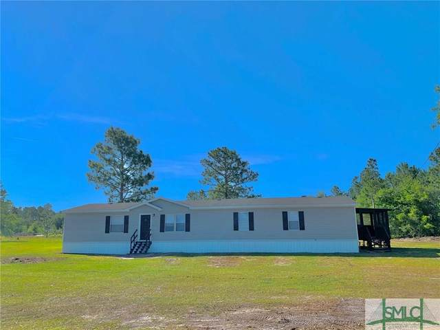 179 Bobo Lane SE, Ludowici, GA 31316 (MLS #223731) :: The Sheila Doney Team