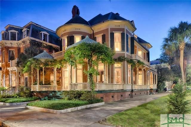 701 Whitaker Street, Savannah, GA 31401 (MLS #223733) :: The Arlow Real Estate Group