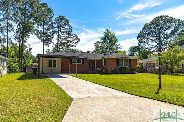 335 Oxford Drive, Savannah, GA 31405 (MLS #223741) :: Keller Williams Coastal Area Partners