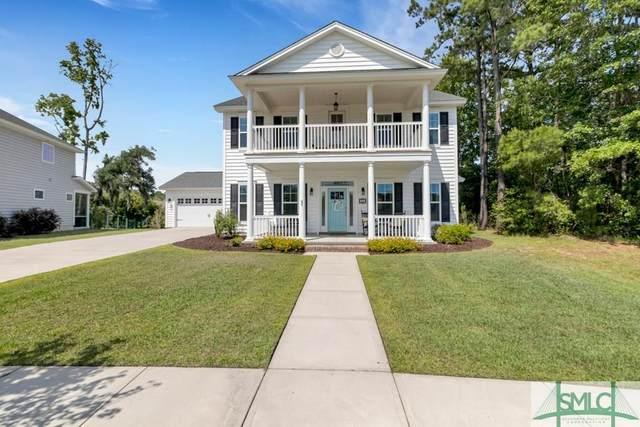 52 Autumn Lake Drive, Savannah, GA 31419 (MLS #223745) :: The Sheila Doney Team