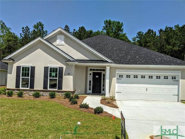 23 Scarlet Maple Lane, Savannah, GA 31405 (MLS #223749) :: Heather Murphy Real Estate Group