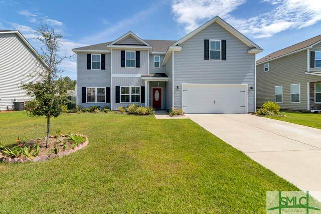 165 Shelton Street, Richmond Hill, GA 31324 (MLS #223752) :: The Arlow Real Estate Group