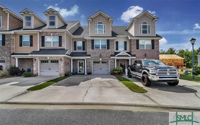 126 Ventura Place, Pooler, GA 31322 (MLS #223760) :: Heather Murphy Real Estate Group