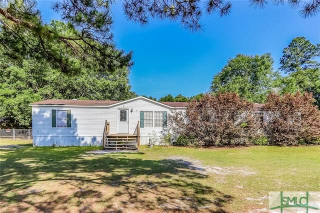 1145 Courthouse Road, Springfield, GA 31329 (MLS #223767) :: The Arlow Real Estate Group