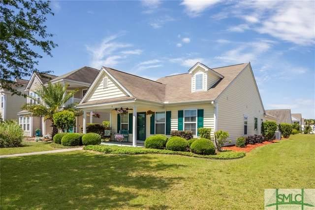 2 Timber Crest Court, Savannah, GA 31407 (MLS #223787) :: The Arlow Real Estate Group