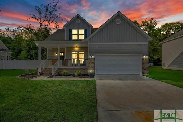 1274 Peacock Trail, Hinesville, GA 31313 (MLS #223805) :: The Arlow Real Estate Group