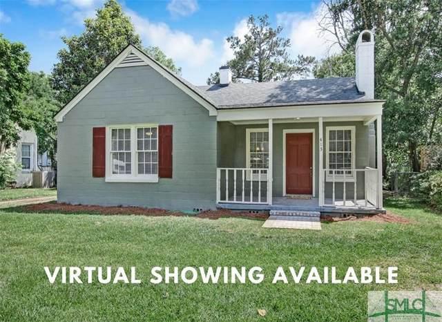 413 E 61st Street, Savannah, GA 31405 (MLS #223815) :: The Arlow Real Estate Group