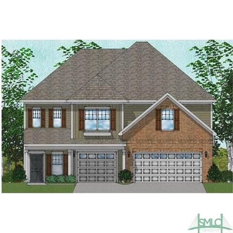 87 Winslow Circle, Savannah, GA 31407 (MLS #223825) :: The Arlow Real Estate Group