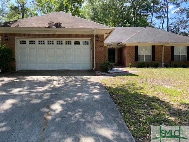 1106 Fairfax Court, Hinesville, GA 31313 (MLS #223826) :: Heather Murphy Real Estate Group
