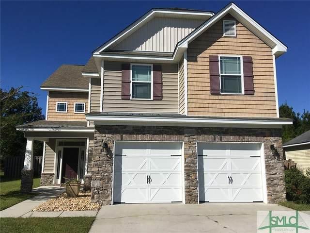 142 Willow Point Circle, Savannah, GA 31407 (MLS #223844) :: Heather Murphy Real Estate Group