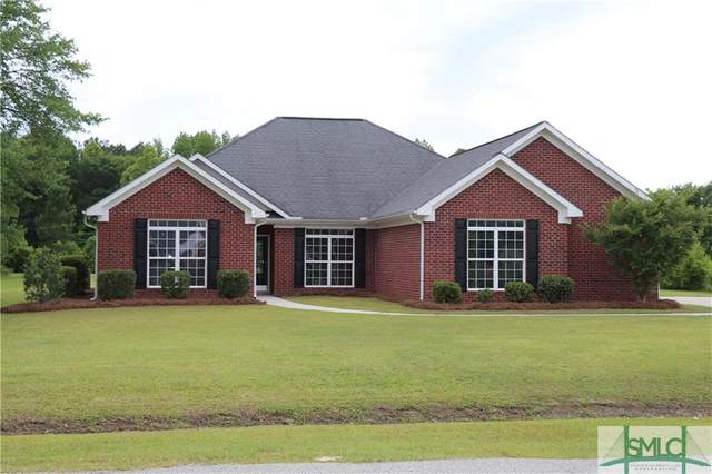 134 Summer Wind Place, Brooklet, GA 30415 (MLS #223856) :: Heather Murphy Real Estate Group