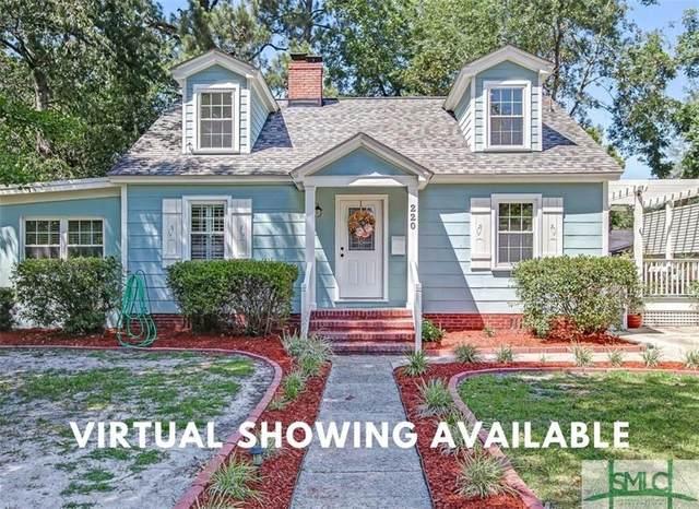 220 E 60th Street, Savannah, GA 31405 (MLS #223857) :: Bocook Realty