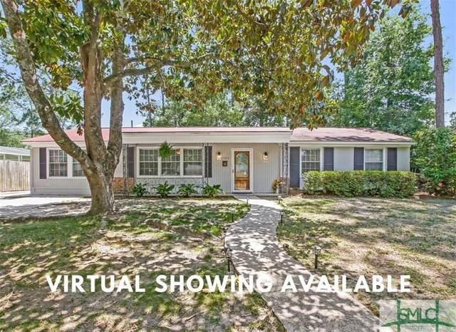 2005 Bacon Park Drive, Savannah, GA 31406 (MLS #223859) :: Heather Murphy Real Estate Group