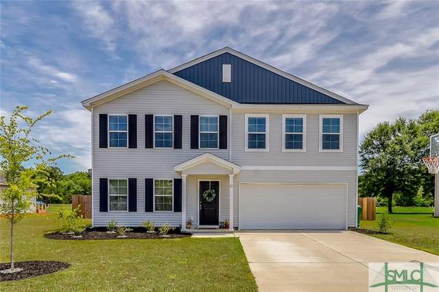 13 Summer Place Drive, Guyton, GA 31312 (MLS #223864) :: The Arlow Real Estate Group