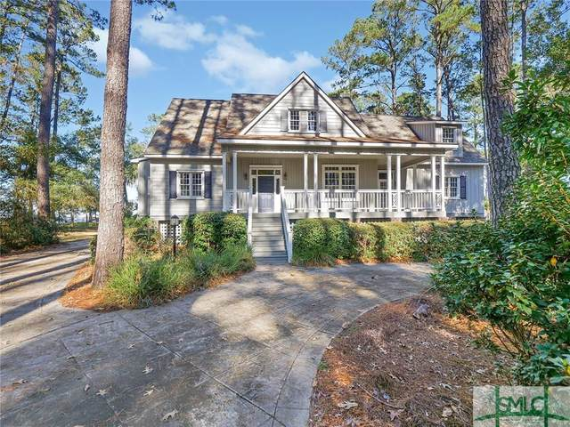 1056 Riverpoint Lane NE, Townsend, GA 31331 (MLS #223876) :: Keller Williams Coastal Area Partners