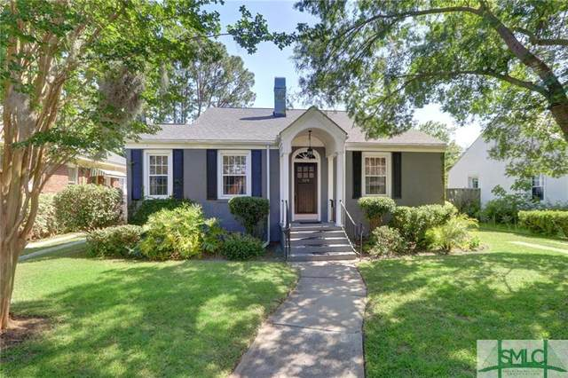 509 E 49 Street, Savannah, GA 31405 (MLS #223879) :: The Arlow Real Estate Group