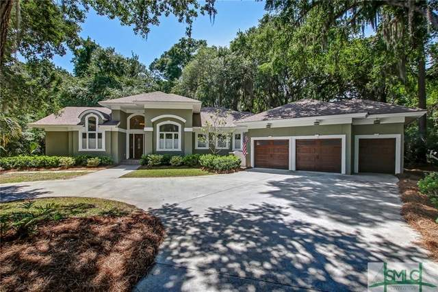 2 Priory Road, Savannah, GA 31411 (MLS #223884) :: Keller Williams Realty-CAP
