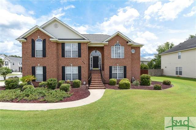 206 Steven Street, Richmond Hill, GA 31324 (MLS #223887) :: The Arlow Real Estate Group
