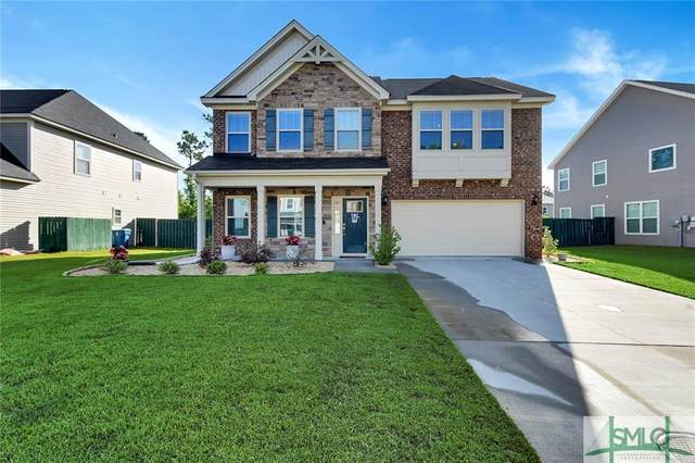 1161 Castleoak Drive, Richmond Hill, GA 31324 (MLS #223890) :: The Arlow Real Estate Group