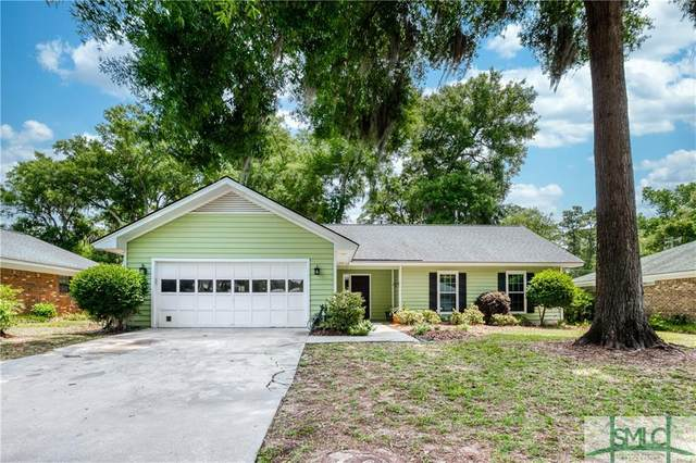 112 Sea Palm Drive, Savannah, GA 31410 (MLS #223894) :: Glenn Jones Group | Coldwell Banker Access Realty