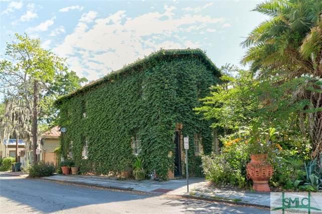 108 W Hall Street, Savannah, GA 31401 (MLS #223899) :: Keller Williams Coastal Area Partners