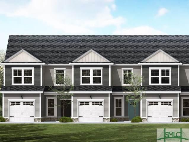 243 Sonoma Drive, Pooler, GA 31322 (MLS #223901) :: Heather Murphy Real Estate Group