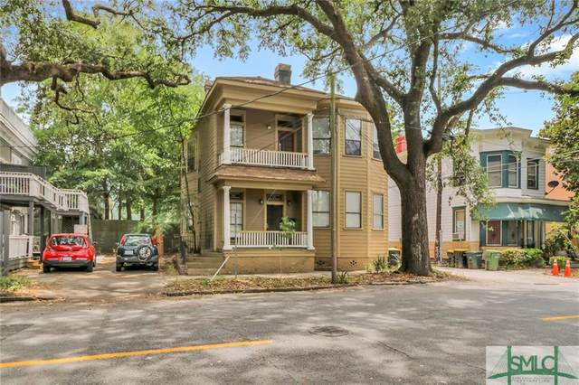 1110 Barnard Street, Savannah, GA 31401 (MLS #223904) :: Heather Murphy Real Estate Group