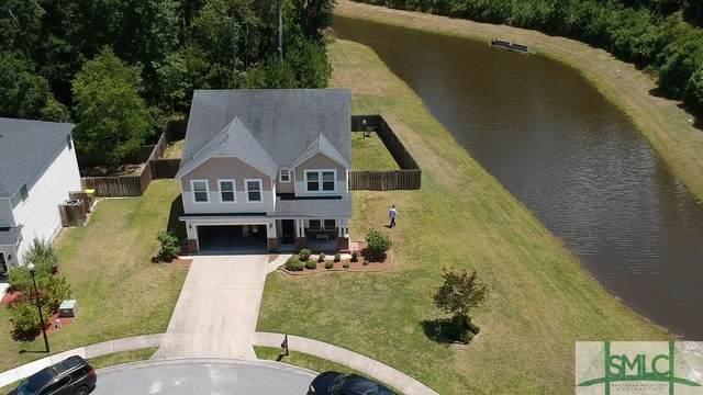 105 Lonnie Drive, Richmond Hill, GA 31324 (MLS #223907) :: The Arlow Real Estate Group