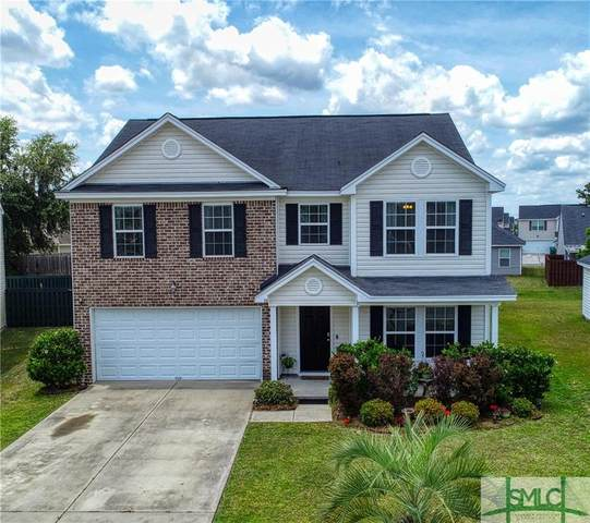 30 Braxton Manor Drive, Port Wentworth, GA 31407 (MLS #223908) :: Partin Real Estate Team at Luxe Real Estate Services
