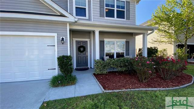 54 Richmond Walk Drive, Richmond Hill, GA 31324 (MLS #223914) :: Coastal Savannah Homes