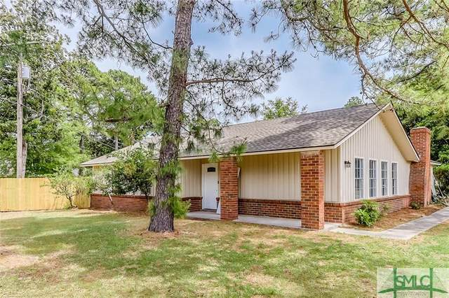 10902 Jamestowne Road, Savannah, GA 31419 (MLS #223923) :: Coastal Savannah Homes