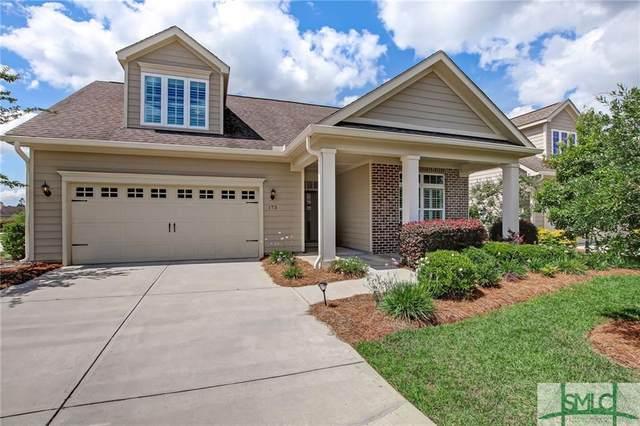 173 Kingfisher Circle, Pooler, GA 31322 (MLS #223933) :: Heather Murphy Real Estate Group