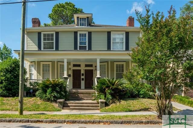 315 E 38th Street B, Savannah, GA 31401 (MLS #223942) :: Partin Real Estate Team at Luxe Real Estate Services