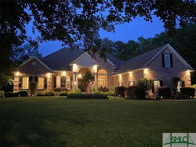 803 Southbridge Boulevard, Savannah, GA 31405 (MLS #223965) :: Coastal Savannah Homes