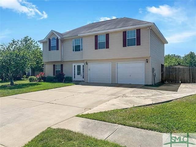 125 Mills Run Drive, Savannah, GA 31405 (MLS #223966) :: Bocook Realty