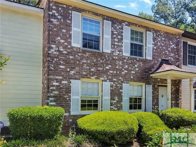 70 King James Court, Savannah, GA 31419 (MLS #223974) :: The Arlow Real Estate Group