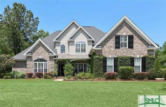 393 Channing Drive, Richmond Hill, GA 31324 (MLS #223985) :: The Arlow Real Estate Group