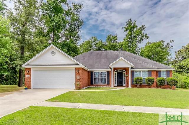 270 Creekside Circle, Ellabell, GA 31308 (MLS #224004) :: Bocook Realty